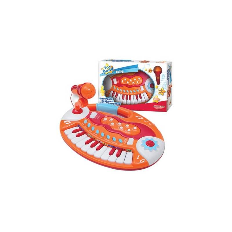Detské kľúče s mikrofónom Alltoys 18 kláves
