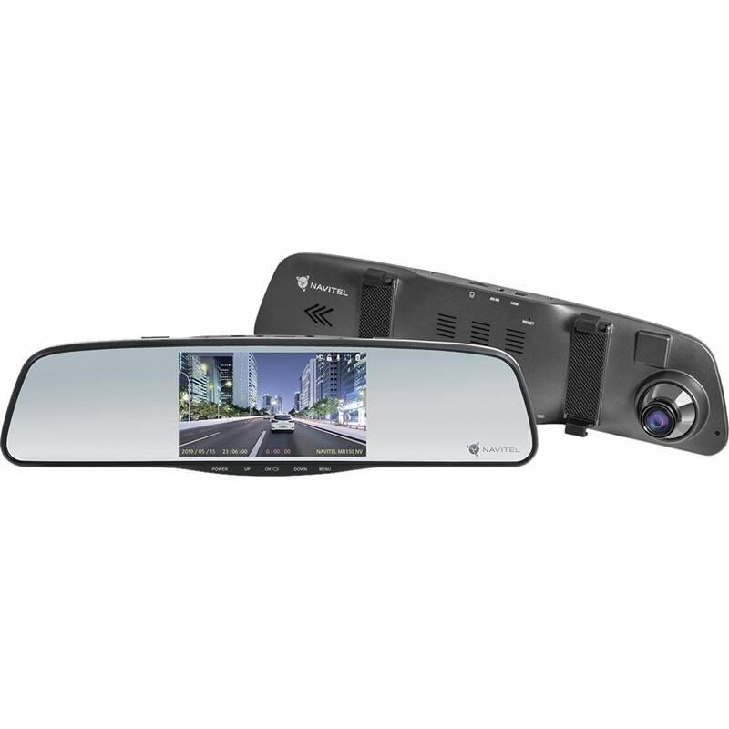 Autokamera Navitel MR150 NV čierna + Extra zľava 5 % | kód 5HOR2026