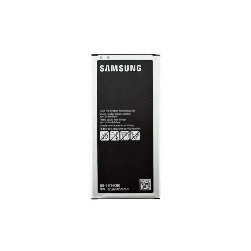 Batéria Samsung pro Galaxy J7 (2016), Li-Ion 3300mAh (EB-BJ710CBEGWW) čierna