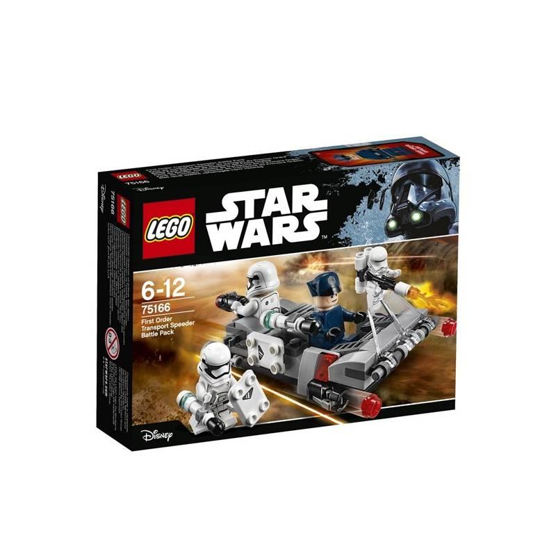Stavebnica LEGO® STAR WARS TM 75166 Transportní speeder Prvního řádu