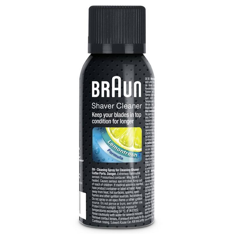 Príslušenstvo pre holiace strojčeky Braun SC8000 sivé/modré