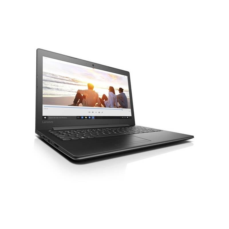 Notebook Lenovo IdeaPad 310-15ISK (80SM01LWCK) čierny Software F-Secure SAFE 6 měsíců pro 3 zařízení (zdarma)Monitorovací software Pinya Guard - licence na 6 měsíců (zdarma) + Doprava zadarmo