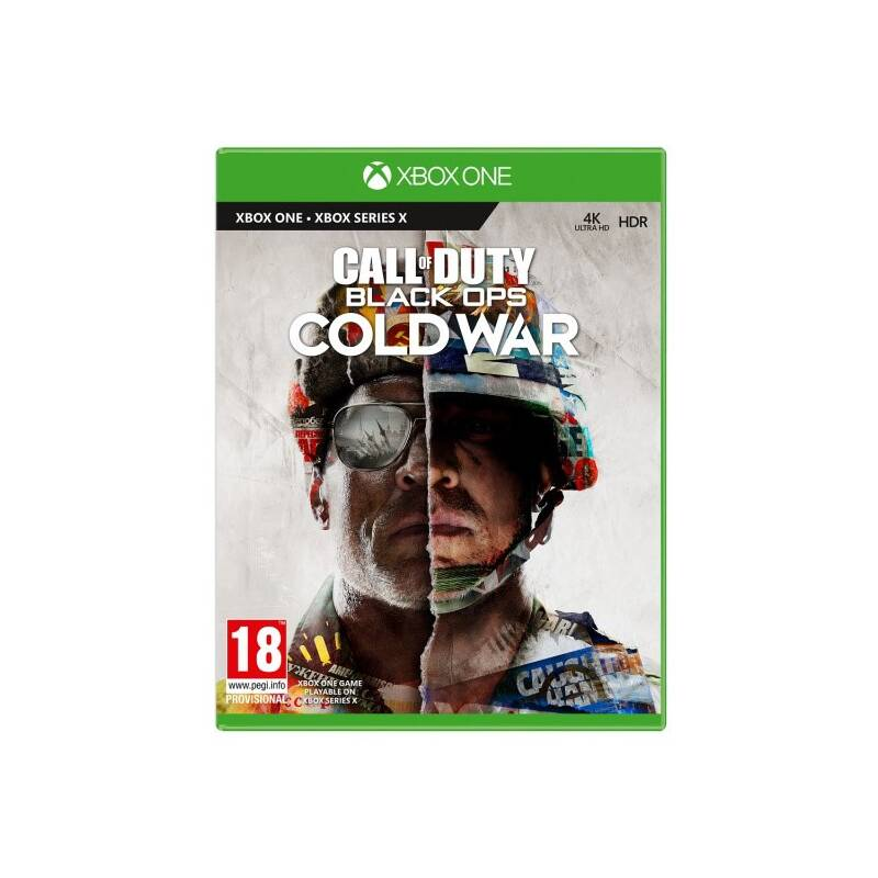 Hra Activision Xbox One Call Of Duty: Black Ops COLD WAR (ACX308561)
