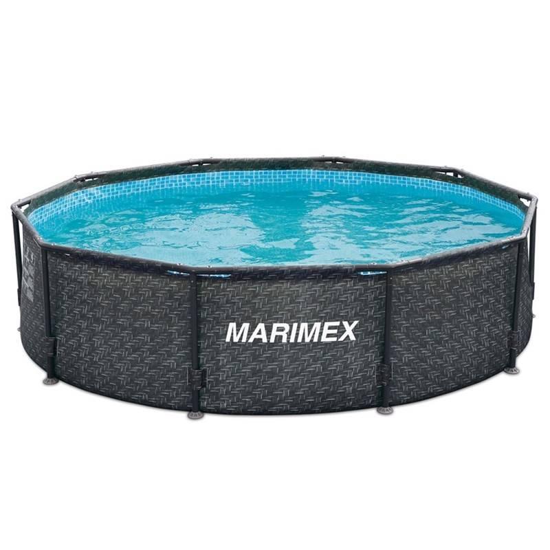 Bazén Marimex Florida, 3,66x1,22 m Ratan + Doprava zadarmo