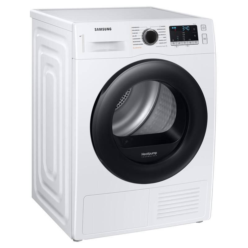 Sušička bielizne Samsung DV90TA240AE/LE biela + Doprava zadarmo