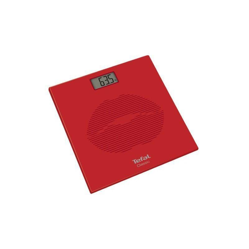 Osobná váha Tefal PP1149V0 červená