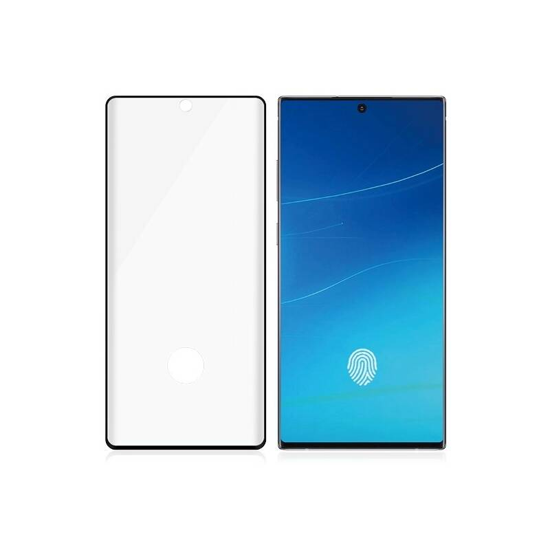 Tvrdené sklo PanzerGlass Premium AntiBacterial na Samsung Galaxy Note20 Ultra (7237) čierne