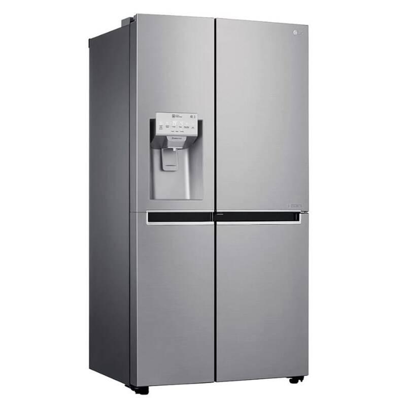 Americká chladnička LG GSJ960PZBZ strieborná + Doprava zadarmo