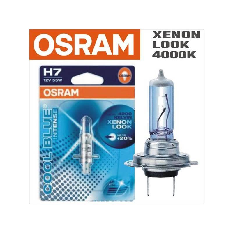 Autožárovka Osram 12V H7 55W PX26d 1ks Cool Blue Xenon Effect 4200K