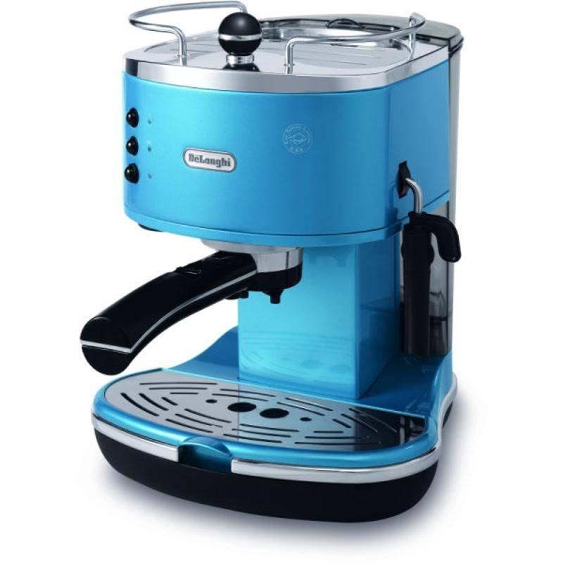 Espresso DeLonghi Icona ECO 311.B černé/modré