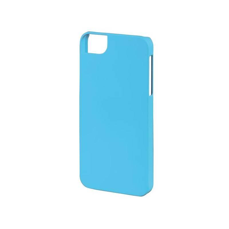 Kryt na mobil Hama Rubber pro Apple iPhone 5 (118779) modrý