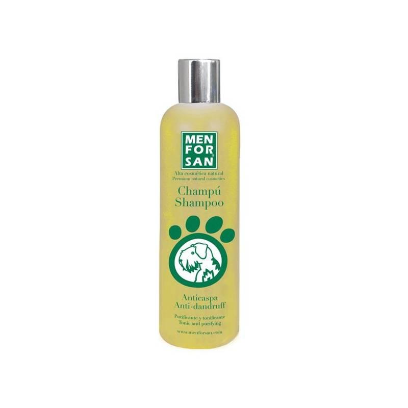 Šampón Menforsan přírodní proti lupům s citronem 300 ml