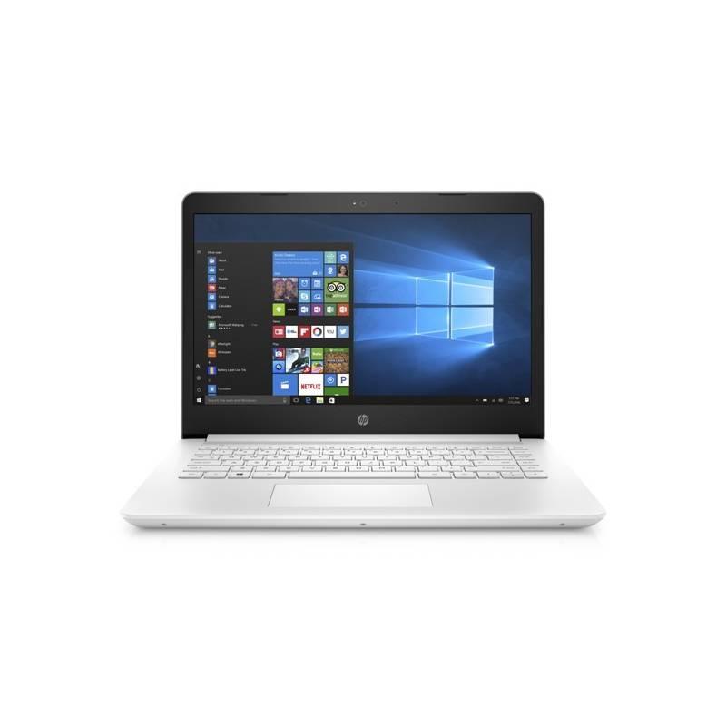 Notebook HP 14-bp002nc (1UY72EA#BCM) biely Software F-Secure SAFE, 3 zařízení / 6 měsíců (zdarma) + Doprava zadarmo