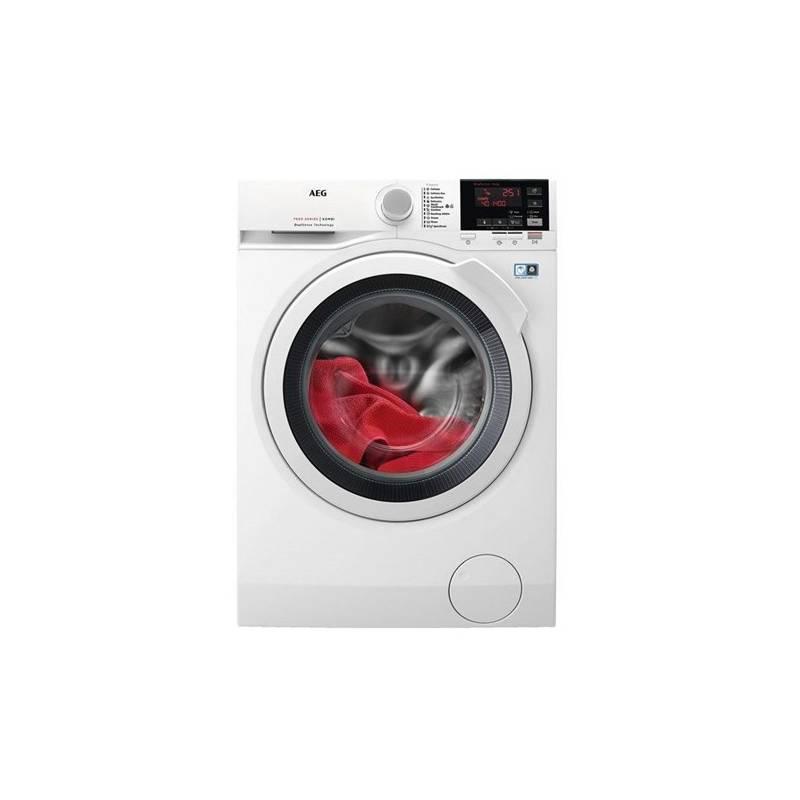 Automatická práčka so sušičkou AEG Dualsense® L7WBG47W biela + Doprava zadarmo