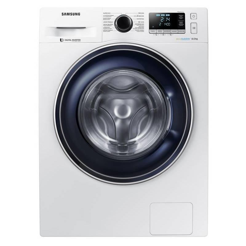 Automatická práčka Samsung WW80J5446FW/ZE biela + Doprava zadarmo