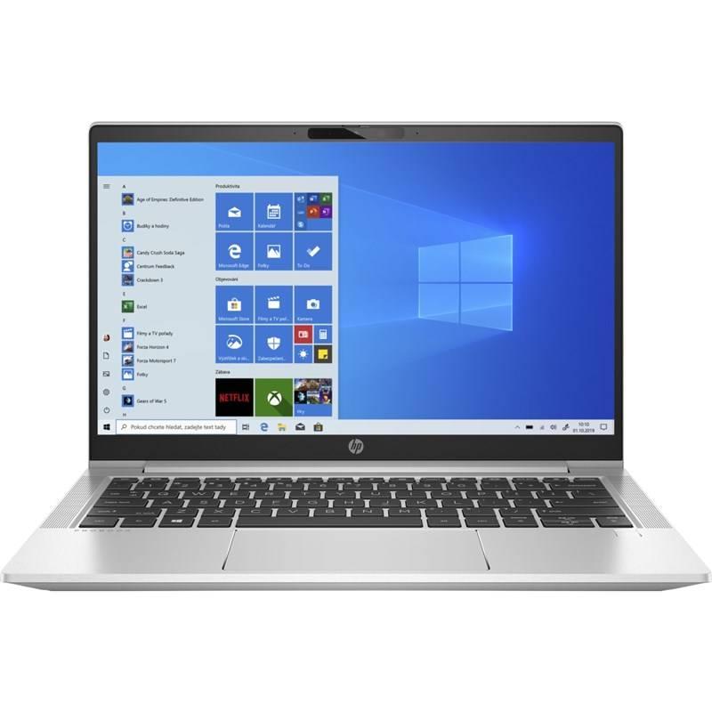 Notebook HP ProBook 430 G8 (3A5J2EA#BCM) strieborný