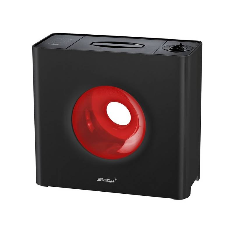 Zvlhčovač vzduchu Steba LB 6 BLACK čierny/červený