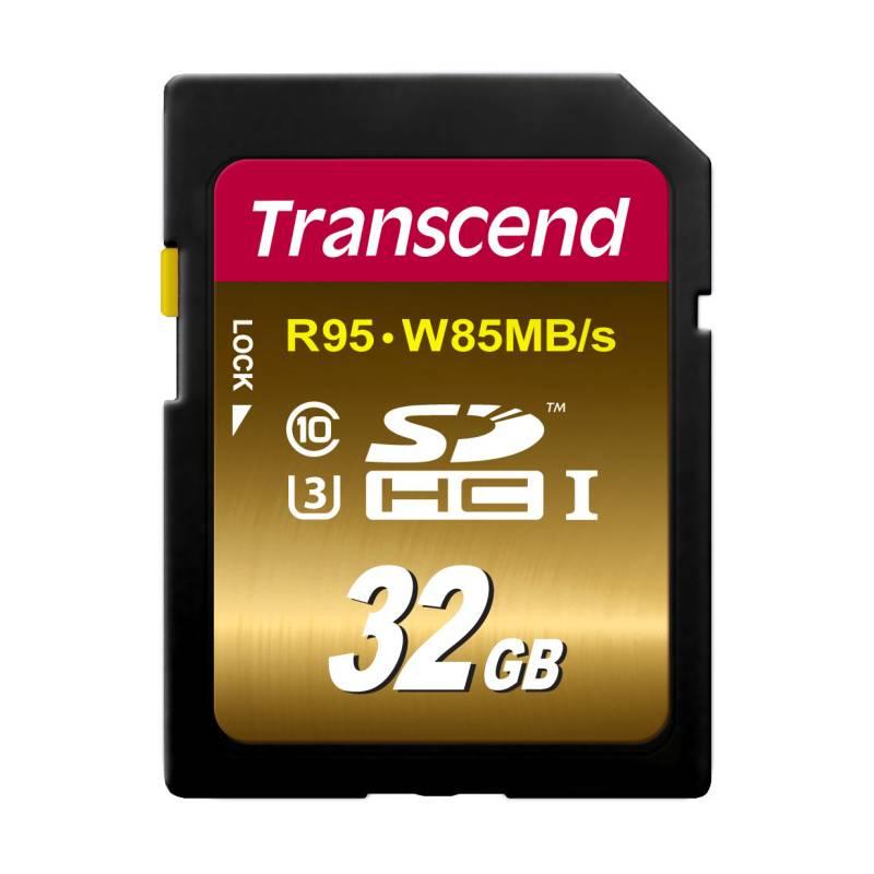 Pamäťová karta Transcend SDXC Ultimate 32GB UHS-I U3 (95MB/s) (TS32GSDU3X)