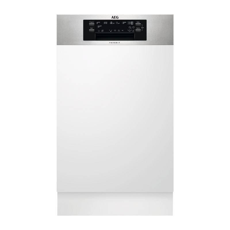 Umývačka riadu AEG Mastery FEE62400PM + Cashback 40 € + Doprava zadarmo