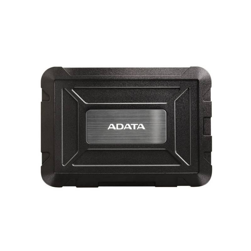 Box na HDD ADATA ED600 pro HDD/SSD 2,5'' (AED600U31-CBK) čierny