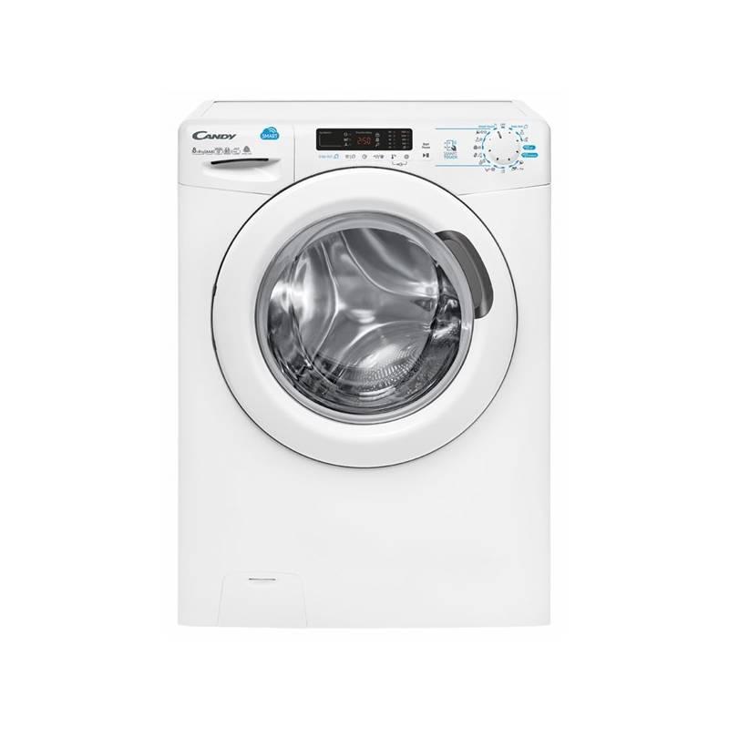 Automatická pračka se sušičkou Candy CSWS 586D/5-S bílá