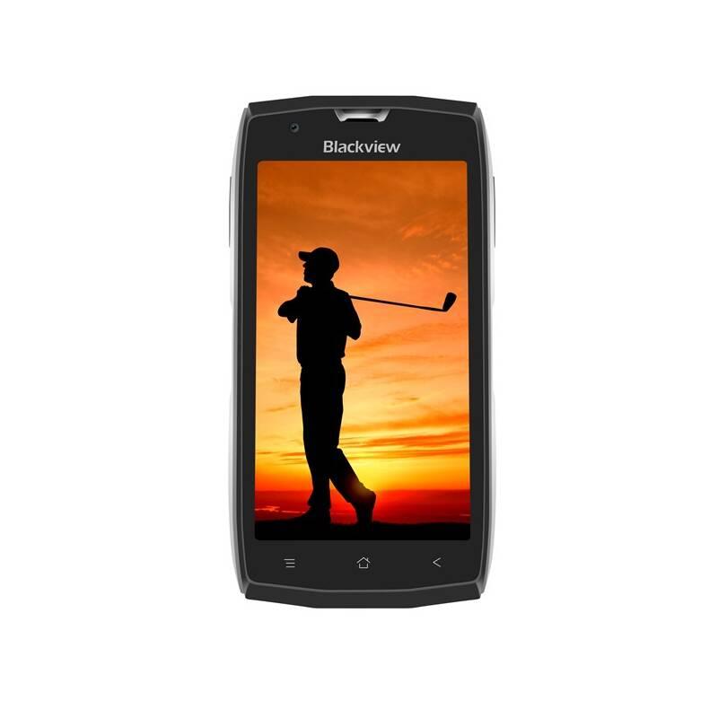 Mobilný telefón iGET BLACKVIEW GBV7000 Pro (84000411) strieborný Software F-Secure SAFE, 3 zařízení / 6 měsíců (zdarma) + Doprava zadarmo