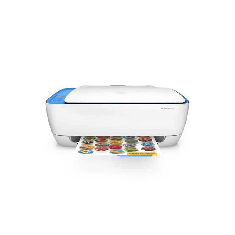 Tlačiareň multifunkčná HP Deskjet 3639 (F5S43B#BHE) biela