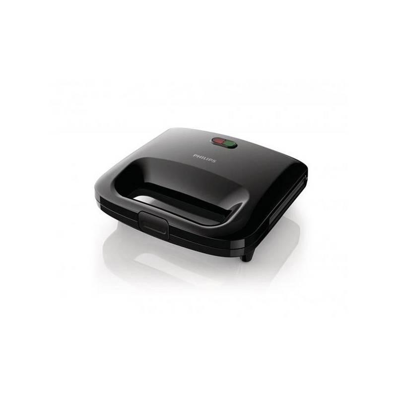 Sendvičovač Philips HD2392/90 čierny