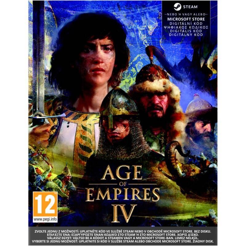 Hra Microsoft PC / Xbox One / Xbox Series Age of Empires IV (3BF-00014)