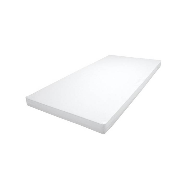Matrac do postieľky Baby Sky pěnová 120x60x6 cm biela