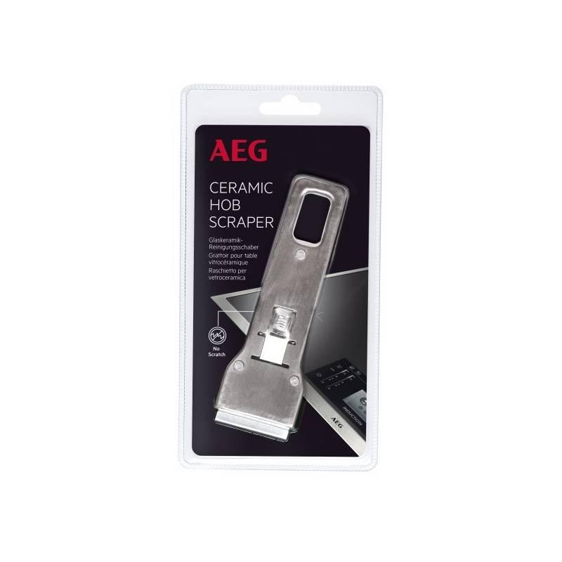 Škrabka na sklokeramické desky AEG A6IME100M nerez