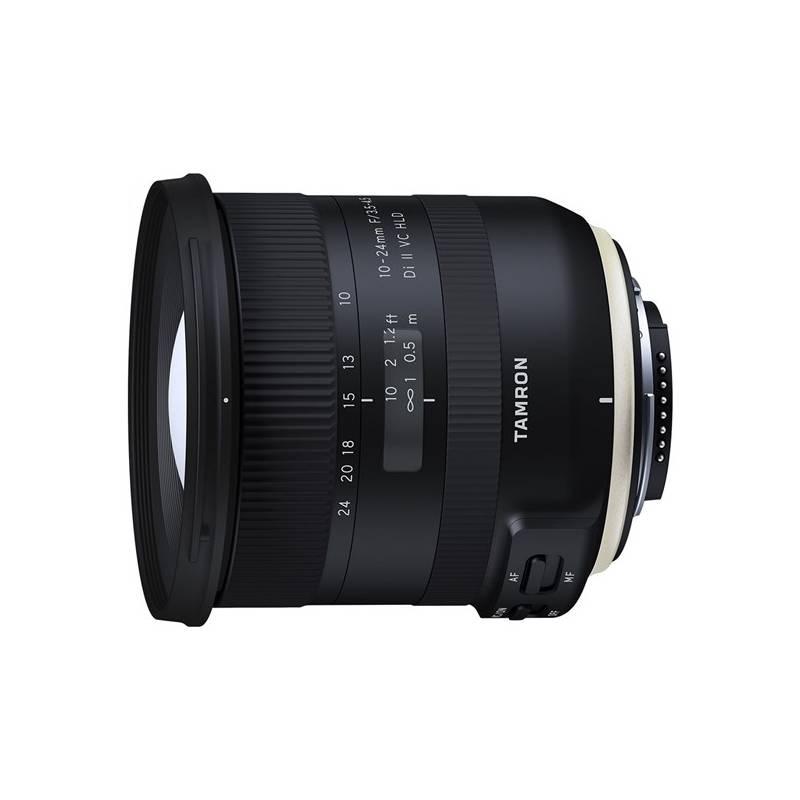 Objektív Tamron SP 10-24mm F/3.5-4.5 Di II VC HLD pro Canon (B023E) čierny + Doprava zadarmo