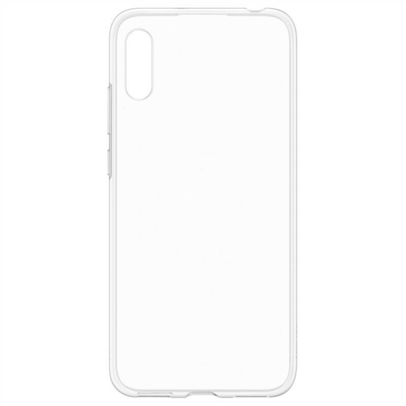 Kryt na mobil Huawei Silicon Protective Case pro Y6 2019 (51992912) průhledný