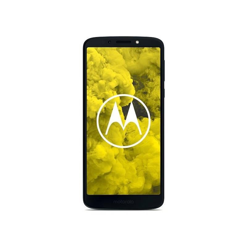 Mobilný telefón Motorola G6 Play (PA9W0037RO) modrý Software F-Secure SAFE, 3 zařízení / 6 měsíců (zdarma) + Doprava zadarmo