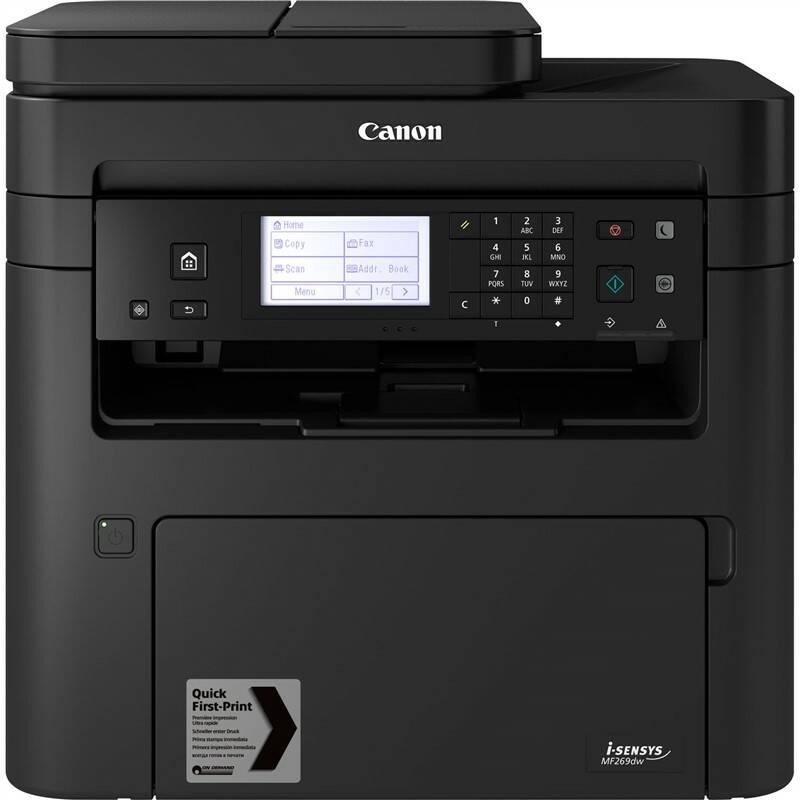 Tiskárna multifunkční Canon i-SENSYS MF269dw (2925C001)
