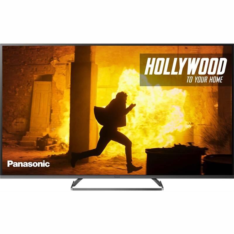 Televize Panasonic TX-65GX810E stříbrná