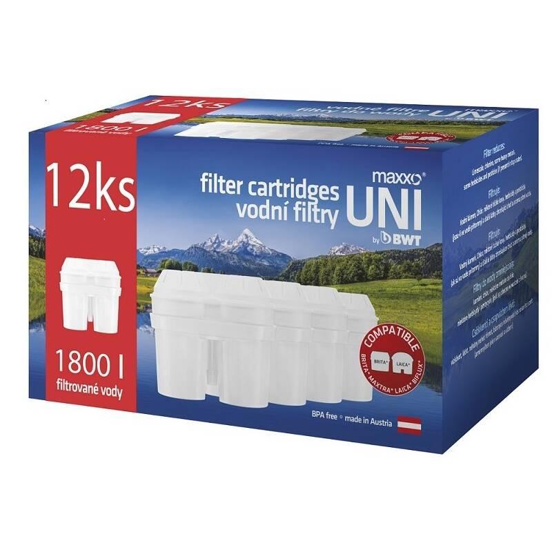 Filter na vodu Maxxo UNI 12 ks