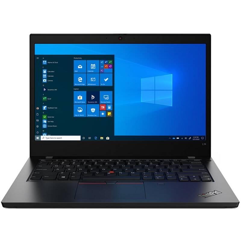 Notebook Lenovo ThinkPad L14 (20U1000WCK) čierny
