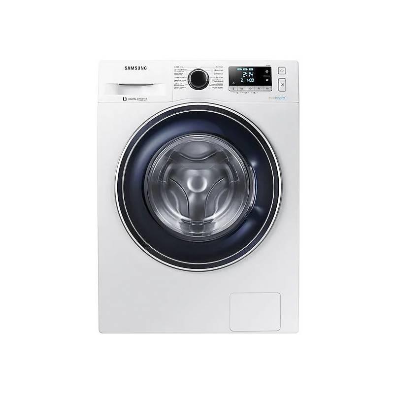 Automatická pračka Samsung WW80J5446FW/ZE bílá + Samsung 10 let záruka na invertorový motor
