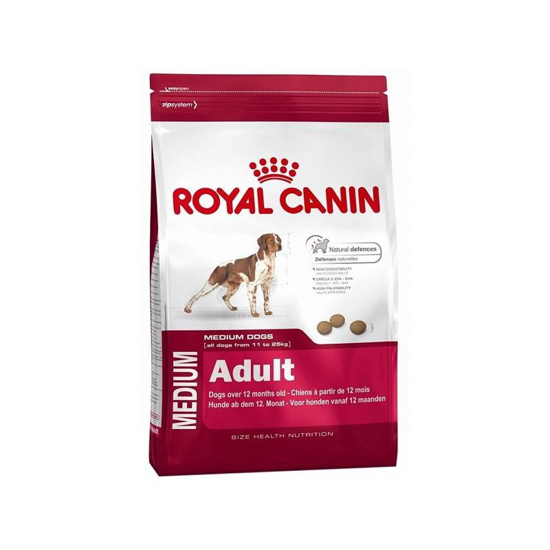 Granule Royal Canin Medium Adult 15 kg