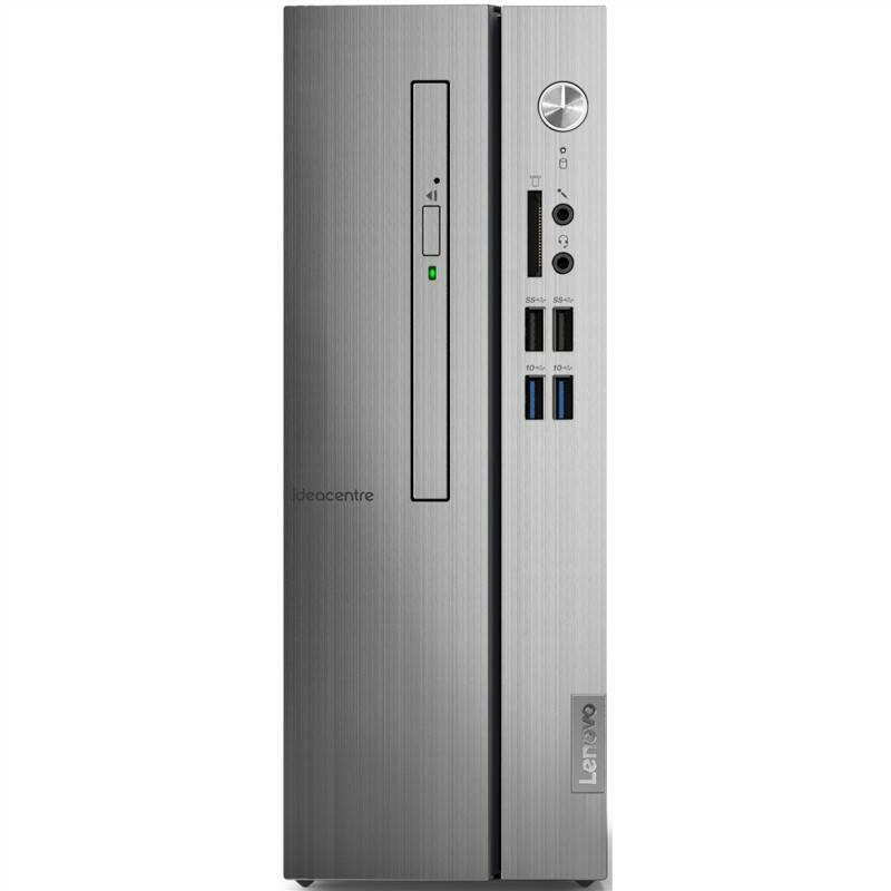 Stolní počítač Lenovo IdeaCentre 510S-07ICB (90K8008GCK) šedý
