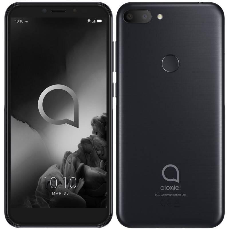 Mobilný telefón ALCATEL 1S (5024F) 64 GB Dual SIM (5024F-2AALE12) čierny + Doprava zadarmo