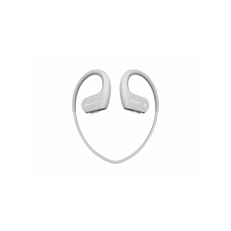 MP3 prehrávač Sony NW-WS623W biely