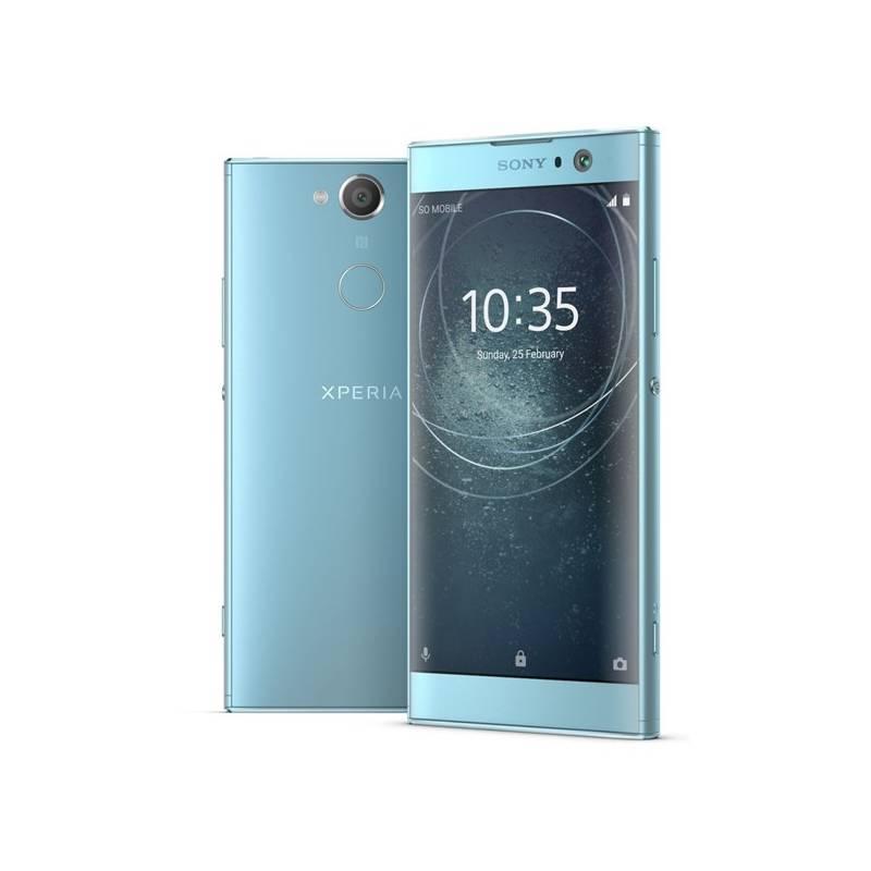 Mobilný telefón Sony Xperia XA2 Dual SIM (1312-6696) modrý + Doprava zadarmo