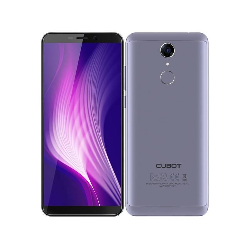 Mobilný telefón CUBOT Nova Dual SIM (PH3911) modrý
