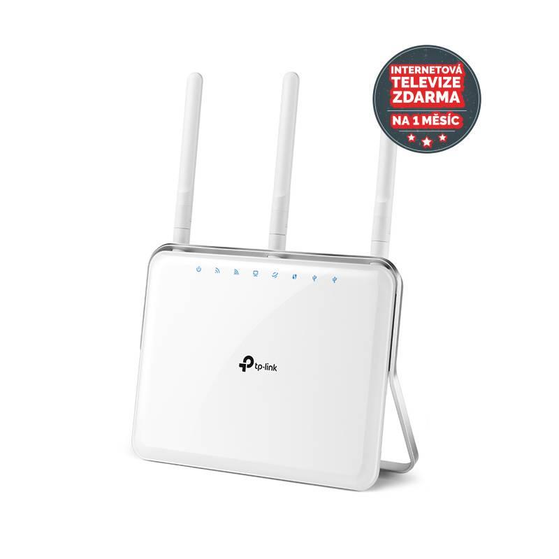 Router TP-Link Archer C9 + IP TV na 1 měsíc ZDARMA (Archer C9)