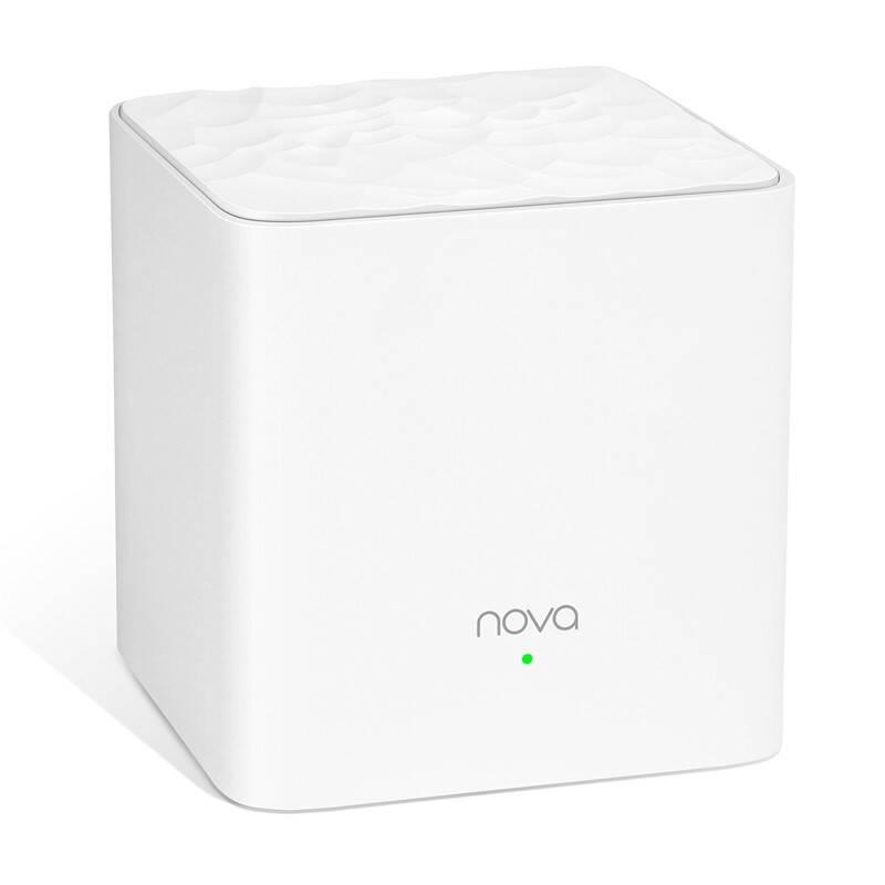 Router Tenda Nova MW3 AC Mesh (1-pack) bílý