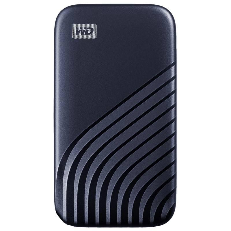 SSD externý Western Digital My Passport SSD 2TB (WDBAGF0020BBL-WESN) modrý + Doprava zadarmo