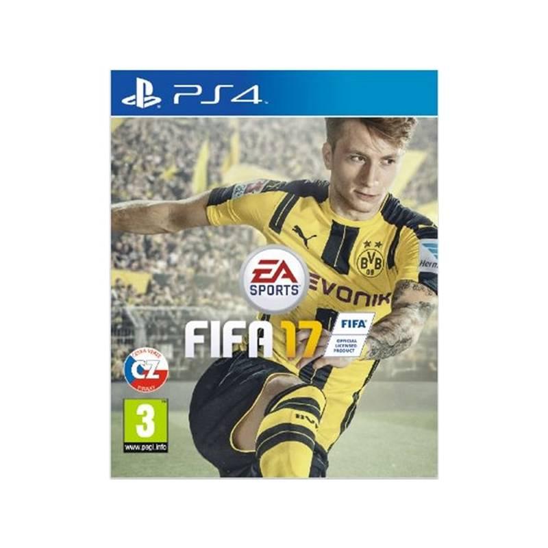 Hra EA PlayStation 4 FIFA 17 (92169107)