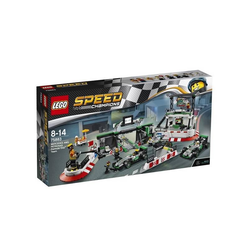 Stavebnica LEGO® SPEED CHAMPIONS 75883 MERCEDES AMG PETRONAS Formula One™ Team